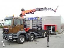 camion MAN TGS 35.360