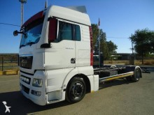 -24h 16 Camión chasis MAN TGX 18.400 2012 450 000 km4x2 - Euro 5 - 400 CV hace 1