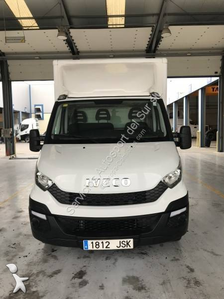 Used Iveco Daily Moving Box Truck 35c15 4x2 Diesel Euro 6 N