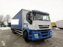 camion Iveco AT260S31Y/PS Lenkachse Pritsche 9,1 m innen ADR
