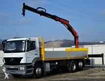 camion Mercedes Axor 2533*Pritsche 6,40m+KRAN*Topzustand!