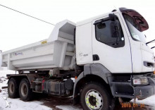 camion Renault Gamme K 370