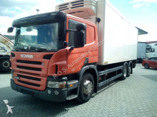 camion Scania P400 6x2 LBW Mitsubishi Kühlung 3 Pedale TOP