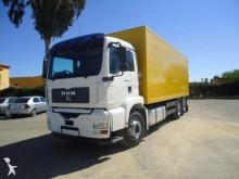 -24h 10 Camión furgón MAN TGA 26.390 2008 230 000 km6x2 - Euro 4 - 390 CV hace 8