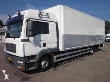 -24h 8 Camión furgón MAN TGL 12.240 2008 316 000 km4x2 - Euro 4 - 240 CV hace 8