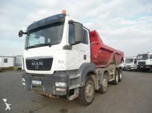 used half-pipe tipper truck