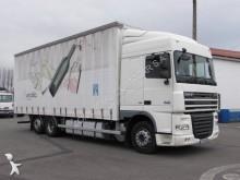 -24h 3 Camión lona corredera (tautliner) DAF XF105 460 2013 607 000 km26t - 6x2