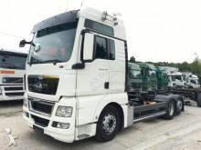 MAN 26.440 TGX XXL Schaltung Retarder Euro 5 EEV truck