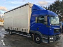camion MAN 12.250 Gr haus Hochdach LBW Lange 7.20m