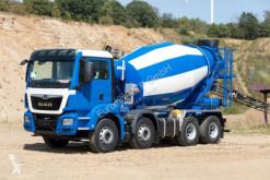 camion MAN TGS 32.420 8x4 / Euromix MTP EM 9m³ SL EURO6