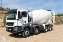 camion béton toupie / Malaxeur MAN