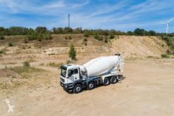 camion MAN TGS 41.420 8x4 EuromixMTP EM 12m³ EURO 6