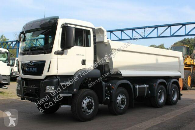 New MAN tipper truck TGS 41 420 8x8/ Meiller Kipper / EURO 6 8x8 Diesel  Euro 6 - n°3030511