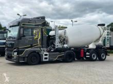 camion nc EuromixMTP 10m³ Betonmischer-Auflieger