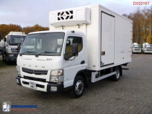 Mitsubishi mono temperature refrigerated truck