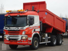 Scania P420 6x6 TIPPER / SPRING / MANUAL / RETARDER truck