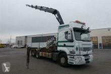 camion Renault PREMIUM 450DXI 6X2 MANUAL HIAB 244 E5 HI-DUO EUR