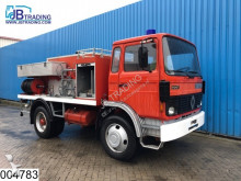 camion Renault Gamme S 150 Manual, Steel suspension