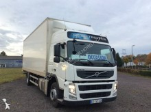 Volvo plywood box truck