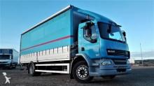 -48h 9 Camión lona corredera (tautliner) DAF LF55 300 2011 185 000 km4x2 - Euro