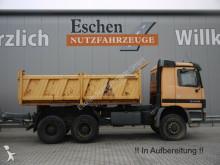 camion Mercedes 3340 AK 6x6, Klima, Blatt