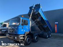 MAN 35.364 manual steel truck