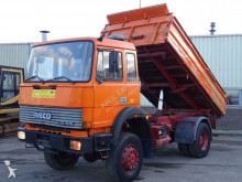 vrachtwagen Iveco 160-23 Kipper V8 Manuel Gearbox Good Condition
