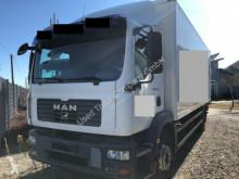 camión MAN TGM 18.280 BL Koffer m. LBW EURO 4