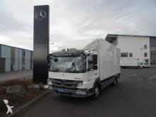 camion Mercedes Atego 816 Koffer + LBW + Tür