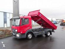 camion Mercedes Atego 818 K 4x2 Meiller Kipper 2x AHK Euro 6