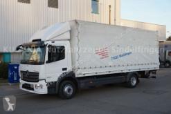 camión Mercedes Atego 1224L Pritsche 7,2m LBW Klima Automatik E6