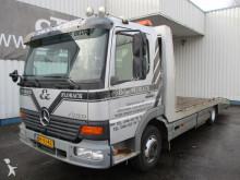 Mercedes car carrier truck