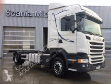 Scania container truck