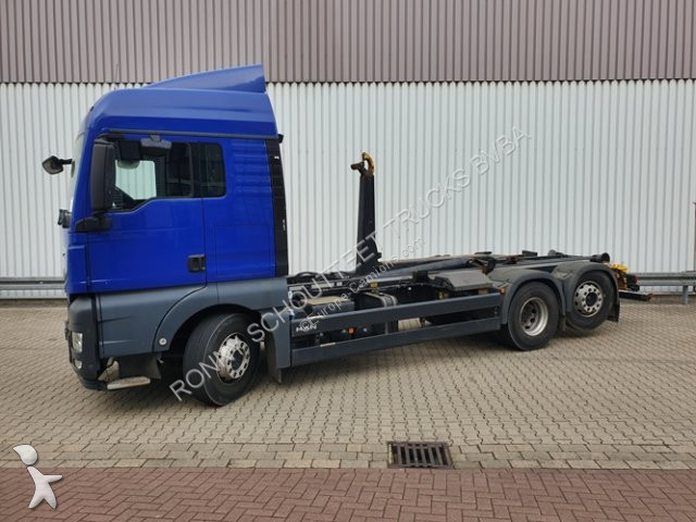 Camion MAN 26.400 6x2-4 BL  26.400 6x2-4 BL Lenk-/Liftachse, XLX-Fahrerhaus, Funk