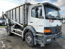 camion Mercedes 1823 Loosen 15m³ Tier Kipper V4A Getriebedefekt