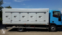 camion Iveco EuroTech 100E17 Eis/Ice -33°C 5+5+2 10t. 170 PS