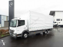 camion Mercedes Atego 818 Pritsche/Plane + LBW