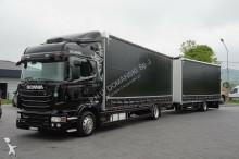 camion Scania R 410 / E 6 / ZESTAW PRZEJAZDOWY 120 M3 / RETARDER
