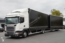 camion Scania G 360 / E 6 / ZESTAW 120 M3 / 3 OSIE