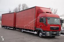 camion MAN TGL / 8.210 / EURO 5 / ZESTAW 120 M3 / MANUAL