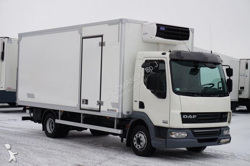 Ciężarówka DAF LF / 45.220 / EEV / CHŁODNIA + WINDA