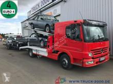 ciężarówka Mercedes 823 Mersch Doppelstock 4 PKW /3 Transporter 1.Hd