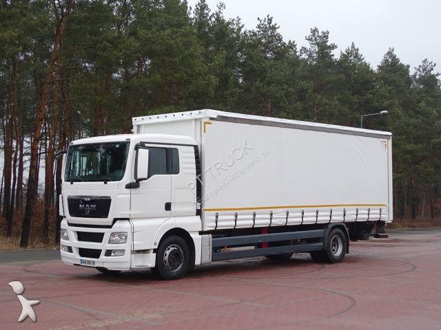 Ciężarówka MAN TGX 18.400