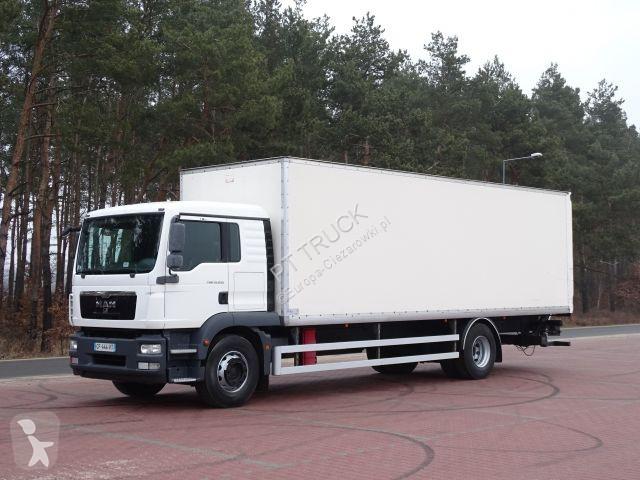 Ciężarówka MAN TGM 18.250