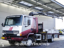 camion DAF AE45CE Manual Hartholz-Boden Hiab 060-3