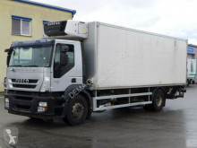 camion Iveco Stralis 190S31*Euro 5*EEV*Carrier*LBW*Portal*