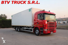 camion Scania 114 L 340 MOTRICE ISOTERMICA 3 ASSI