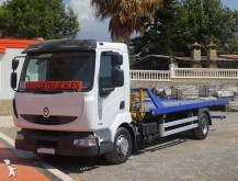 camion porte voitures Renault
