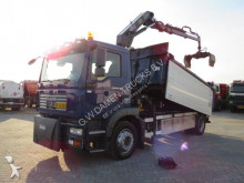 ciężarówka wywrotka trójstronny wyładunek używana