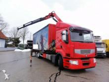 camion piattaforma usato